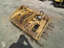 Equipamientos maquinaria OP Enganches y acoplamientos Caterpillar Attache rapide pour chargeuse sur pneus 938 G
