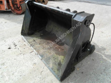 equipamentos de obras balde O&K