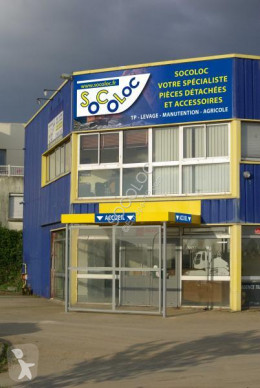 Socoloc recrute un technico-commercial sédentaire machinery equipment new