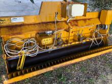 Wyposażenie maszyn używany nc spandi graniglia