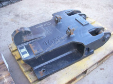 Volvo hitch and couplers Attache rapide (1089) S2 Kopfplatte pour excavateur