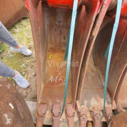 Equipamientos maquinaria OP Pala/cuchara pala para movimiento de tierras MORIN MOD2