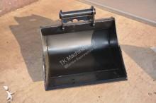 Stlačovací lopata TKmachines 60 cm Tieflöffel für Bagger 0,8-2,0 Tonnen