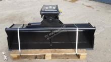 Godet terrassement TKmachines 120 cm Hydraulischer Grabenräumlöffel Baggerlöffel für Minibagger 0,8 - 2,0 Tonnen, Schaufeln