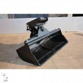 TKmachines 85 cm Hydraulischer Baggerlöffel für Minibagger 1,5-3,5 Tonnen, Schaufel new earthmoving bucket
