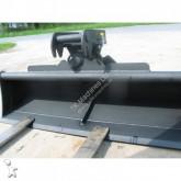 Equipamientos maquinaria OP Pala/cuchara pala para movimiento de tierras TKmachines 140 cm Hydraulischer Baggerlöffel für Minibagger 3,5 - 6,5 Tonnen, Schaufel
