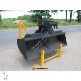 TKmachines 180 cm Hydraulischer Baggerlöffel für Minibagger 3,5 - 6,5 Tonnen, Schaufel new earthmoving bucket