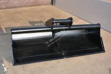 土方铲斗 TKmachines 110 cm Grabenräumlöffel Baggerlöffel für Minibagger 0,8 - 2,0 Tonnen