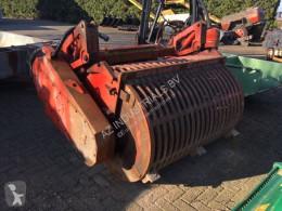 Bygg-anläggningsutrustningar Verachtert zeeftrommel begagnad