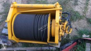 Wyposażenie dźwigu Liebherr LTM 1160-2