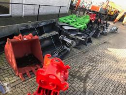 Equipamientos maquinaria OP Pala/cuchara uitrustingsstukken