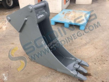 Equipamientos maquinaria OP Pala/cuchara pala para zanjas Volvo S5 /S50 - 300mm