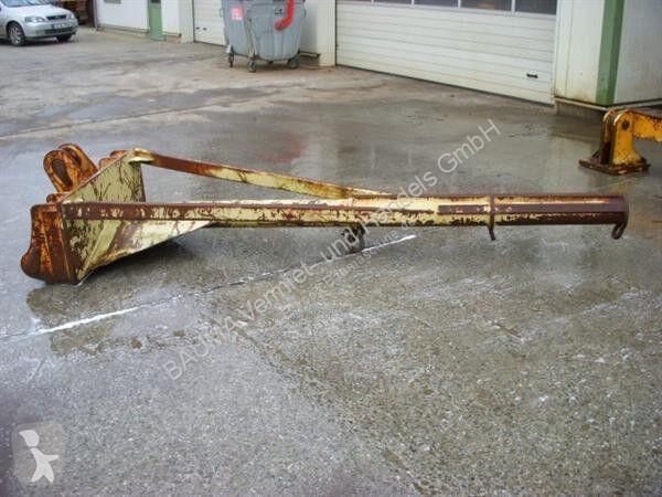 Vedeţi fotografiile Echipamente pentru construcţii Caterpillar Bras de grue  Walter (58) lifting arm - Lastarm CAT 950 F pour chargeuse sur pneus  950 F