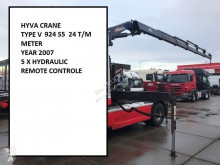 Equipamientos grúa auxiliar Hyva V924 5S V924 5S REMOTE CONTROLE