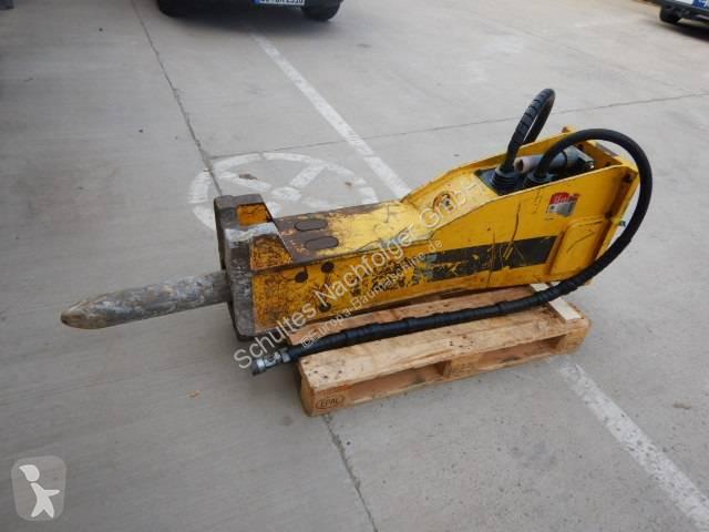 Bekijk foto's Aanbouwstukken voor bouwmachines Atlas Copco MB 1000