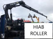 Grue auxiliaire occasion Hiab R130-F3 R130-F3
