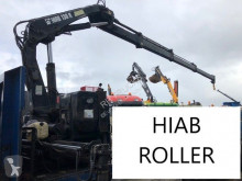 Кран вспомогательный Hiab R130-F3 R130-F3