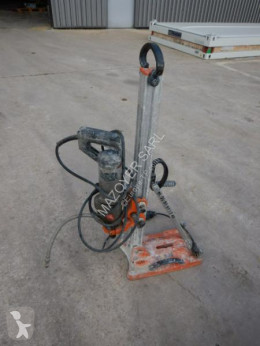 KB 125 A used core drill