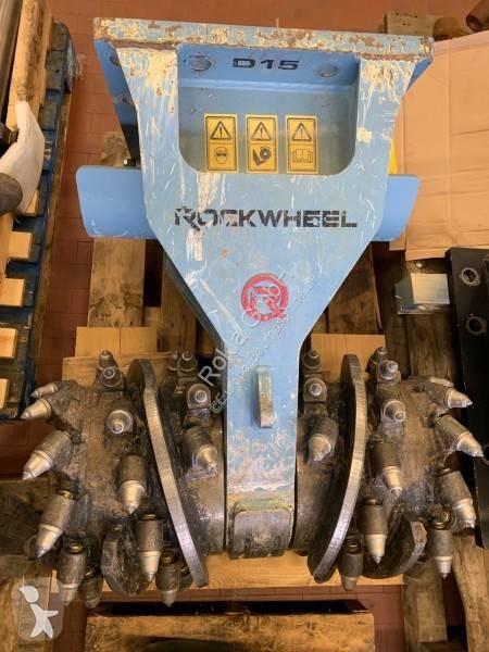 Voir les photos Équipements TP Rockwheel D 15