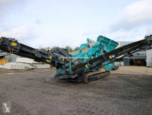 Powerscreen Warrior 1200 machinery equipment