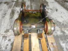 Vybavenie stavebného stroja uchytenia a spojky nc Attache rapide 11E-163 pour excavateur