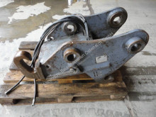 Attache rapide Baumschinentechnik SW2-Q pour excavateur attaches et coupleurs occasion