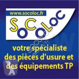 Wyposażenie maszyn pièces de rechange pour les concasseurs ou BRH. używany