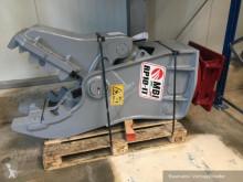 İş donanımları MBI 1.100kg f. 13- 19to. Bagger