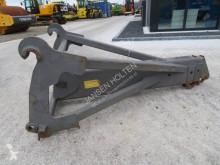 Volvo verleng jib shovel aansluiting machinery equipment used