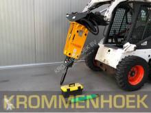 Equipamientos maquinaria OP Martillo hidráulica Hammer AXB SRK 680 | Skidsteer
