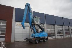 Excavadora Terex Fuchs MHL 340 Hydraulische hefcabine excavadora de manutención usada