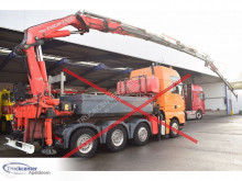 Fassi F 450 XP + JIB grue auxiliaire occasion