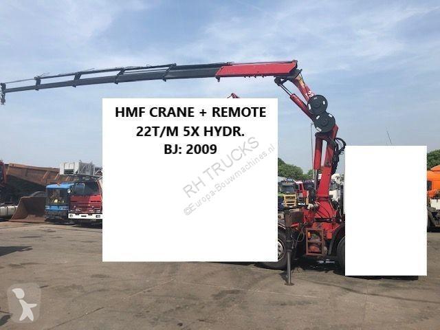 Voir les photos Équipements PL HMF 2220 K5 2220 K5