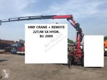 macara auxiliară HMF