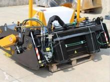 Equipamientos maquinaria OP barredora CM