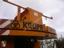 Krupp Contrapesos GMK 4060 used counterweight