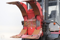 Equipamientos maquinaria OP Bolzoni-Auramo Papierrollenklem Pinza usado