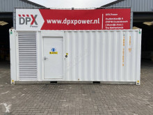 New Silent Genset Container - DPX-29004 генератор нови
