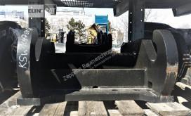 Bağlantı elemanları ve kuplörler Attache rapide CW45S pour excavateur