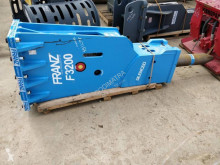 Equipamientos maquinaria OP Martillo hidráulica Franz F3200
