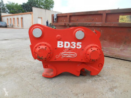 BD35 used hitch and couplers