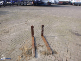 Forklift forks machinery equipment used