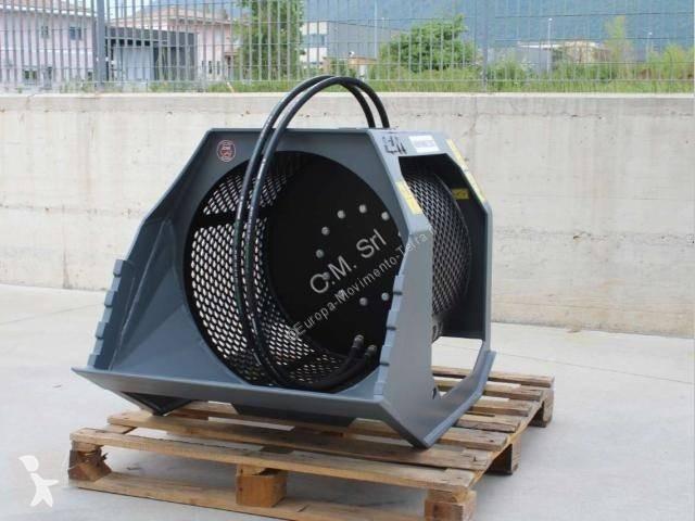 Bekijk foto's Aanbouwstukken voor bouwmachines CM CBR 06