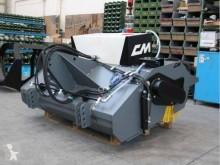 Equipamientos maquinaria OP barredora CM CSI Agri 150