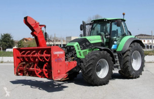 Deutz snow plough 7250 agrotron ttv 4x4