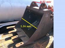 equipamientos maquinaria OP nc Bucket 1.16 mtr