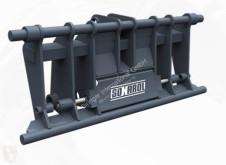 equipamientos maquinaria OP Mustang Adapter passend zu Euro Aufnahme