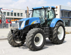 Tractor agricol New Holland t6090 second-hand