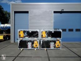 Hydraulsystem Hatz Hydraulic Diesel Silentpack for heavy transport equipment
