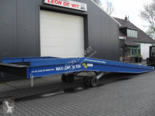 nc Oprij ramp 12 Ton Laadbrug - Loadingramp - Ladebrucke Truck equipments